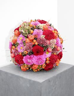 Blumenkugel